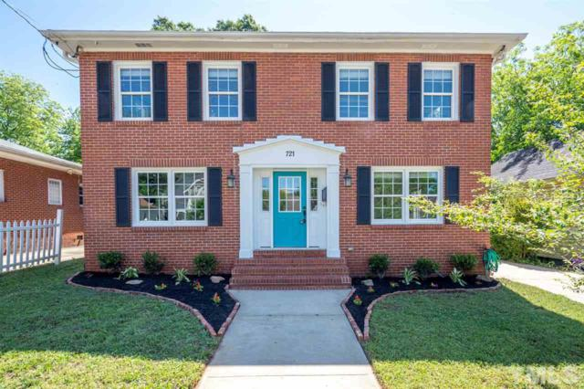 721 S East Street, Raleigh, NC 27601 (#2255670) :: The Results Team, LLC