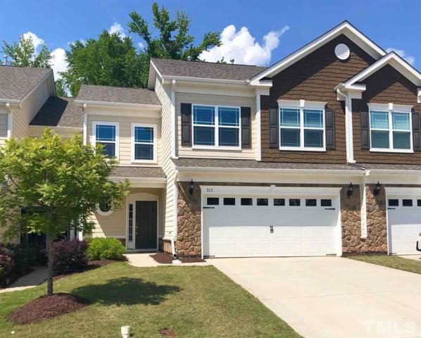 217 Mayfield Drive, Apex, NC 27539 (#2256011) :: Marti Hampton Team - Re/Max One Realty