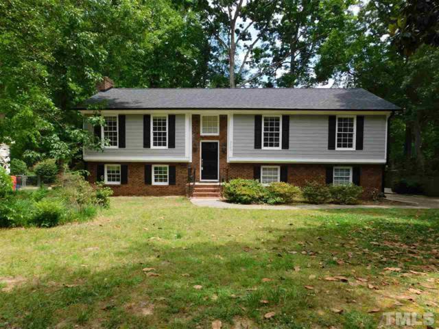 5704 Partridge Lane, Raleigh, NC 27609 (#2256031) :: The Results Team, LLC