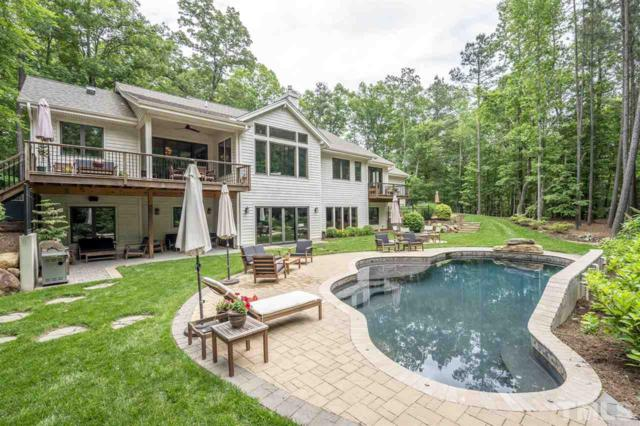 3707 Stonegate Drive, Chapel Hill, NC 27516 (#2256330) :: The Jim Allen Group