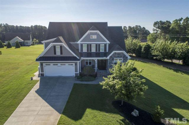 10 Princeton Manor Drive, Youngsville, NC 27596 (#2256784) :: The Jim Allen Group