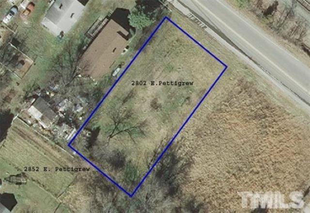 2802 E Pettigrew Street, Durham, NC  (#2256822) :: The Perry Group
