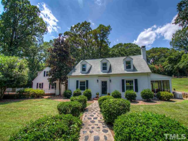 104 Laurel Hill Road, Chapel Hill, NC 27514 (#2257217) :: M&J Realty Group