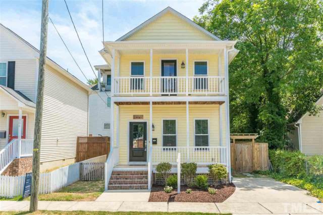 211 Camden Street, Raleigh, NC 27601 (#2257666) :: Dogwood Properties