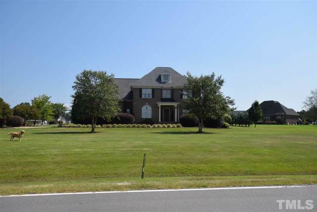 296 Shoreline Drive, Princeton, NC 27569 (#2257764) :: Spotlight Realty