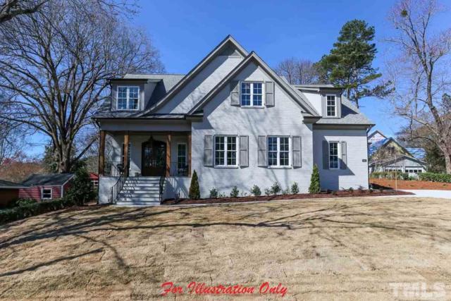 1304 Kingwood Drive, Raleigh, NC 27609 (#2257841) :: Raleigh Cary Realty