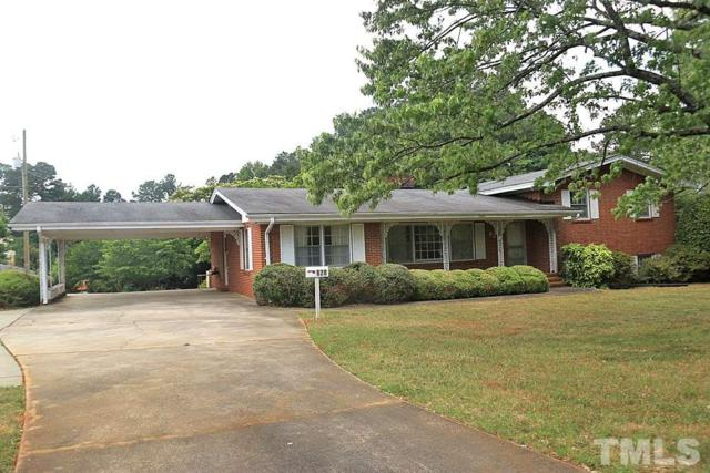 828 E Chatham Street, Cary, NC  (#2258015) :: Marti Hampton Team - Re/Max One Realty