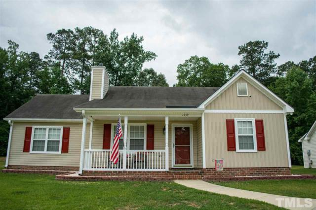 1759 Bridgewood Road, Rocky Mount, NC 27804 (#2258077) :: The Perry Group
