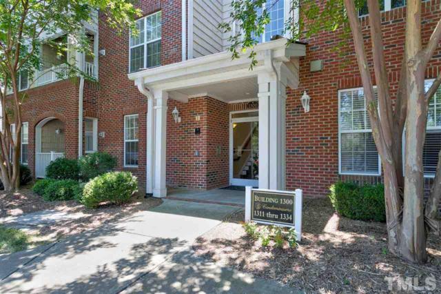 1322 Arborgate Circle #149, Chapel Hill, NC 27514 (#2258405) :: Morgan Womble Group