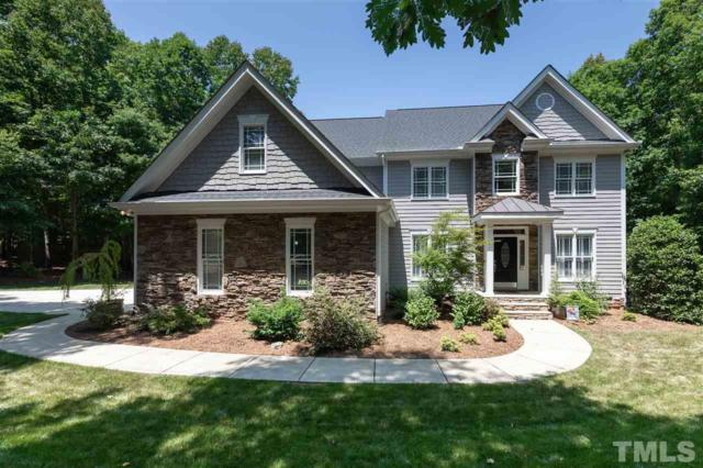 4221 Crescent Ridge Drive, Wake Forest, NC 27587 (#2258903) :: The Perry Group