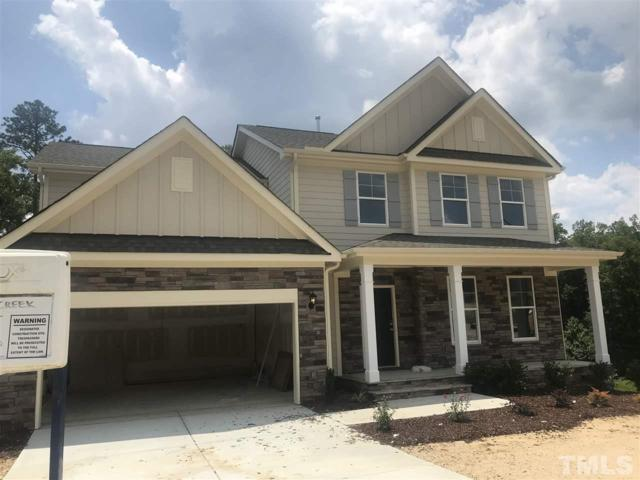 509 Granite Creek Drive, Rolesville, NC 27571 (#2259204) :: The Jim Allen Group
