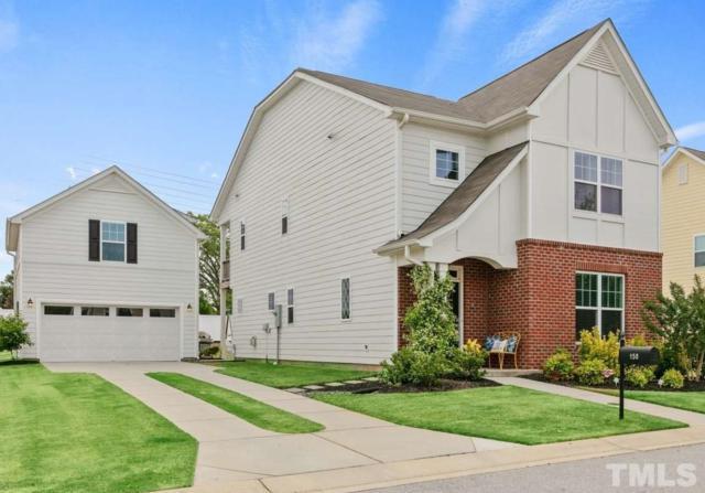 158 Heathwood Drive, Clayton, NC 27527 (#2259465) :: Marti Hampton Team - Re/Max One Realty