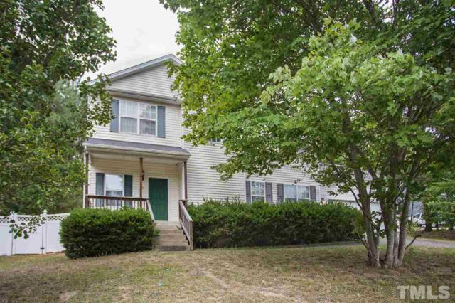 55 Hillside Village Drive, Louisburg, NC 27549 (#2259635) :: The Jim Allen Group