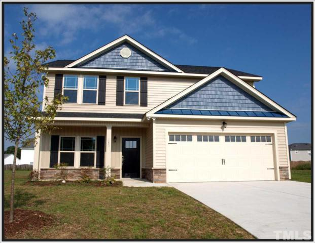409 Mansford Run Salem, Wendell, NC 27591 (#2259674) :: The Perry Group