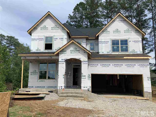 203 Crestmont Ridge Drive #4, Apex, NC 27523 (#2259768) :: The Jim Allen Group