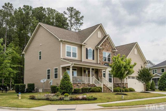 1721 Strategy Way, Wake Forest, NC 27587 (#2259905) :: Raleigh Cary Realty