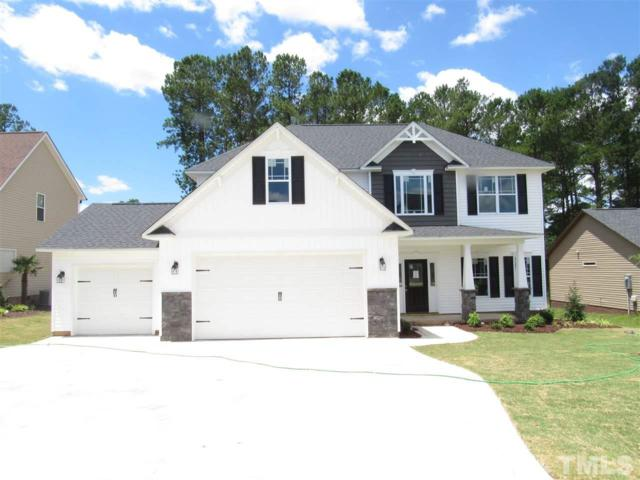 111 Claymore Drive, Clayton, NC 27527 (#2260123) :: Raleigh Cary Realty