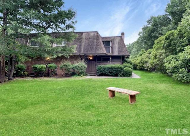 232 Finley Forest Drive #232, Chapel Hill, NC 27517 (#2260242) :: Morgan Womble Group