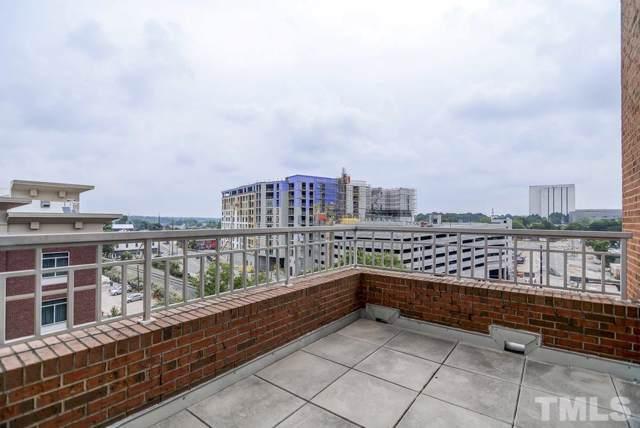 510 Glenwood Avenue #607, Raleigh, NC 27603 (#2260563) :: Classic Carolina Realty