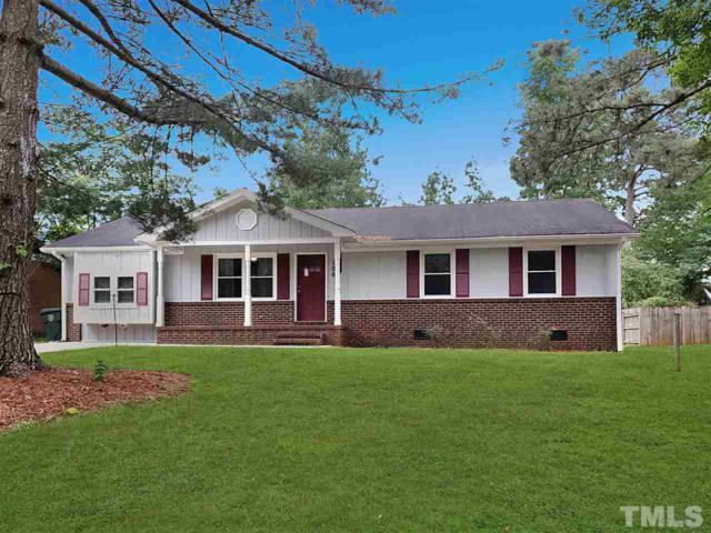106 Bayberry Lane, Garner, NC 27529 (#2260754) :: The Perry Group
