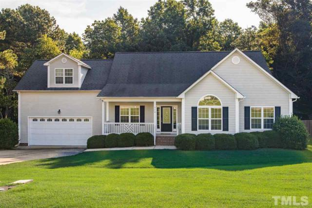 350 Jamison Drive, Raleigh, NC 27610 (MLS #2261149) :: The Oceanaire Realty