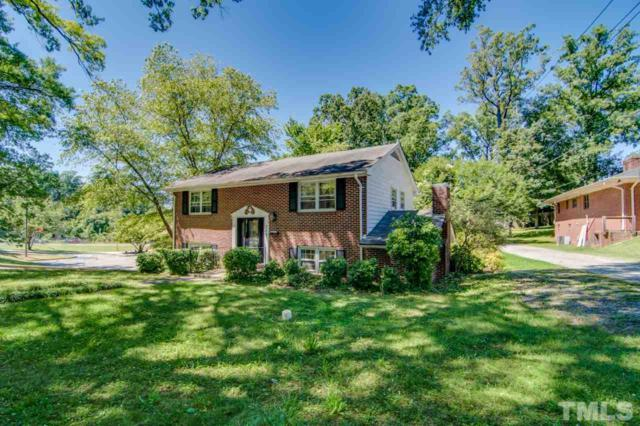 209 E Knox Street, Durham, NC 27701 (#2261575) :: Real Estate By Design
