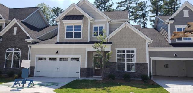 814 Mcginn Manor Lane #8, Cary, NC 27519 (#2261711) :: Raleigh Cary Realty