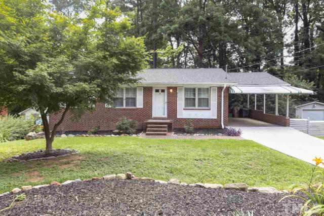 412 Avery Street, Garner, NC 27529 (#2262079) :: The Jim Allen Group