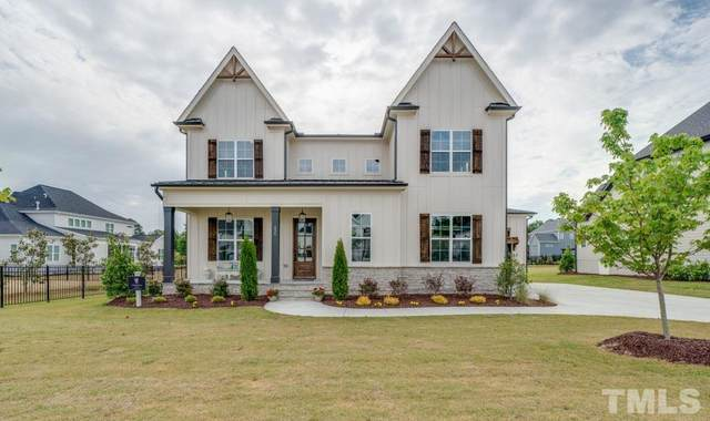236 Teague Street, Wake Forest, NC 27587 (#2262101) :: Raleigh Cary Realty