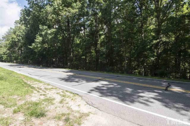 0 Chalybeate Springs Road, Angier, NC 27501 (#2262191) :: RE/MAX Real Estate Service