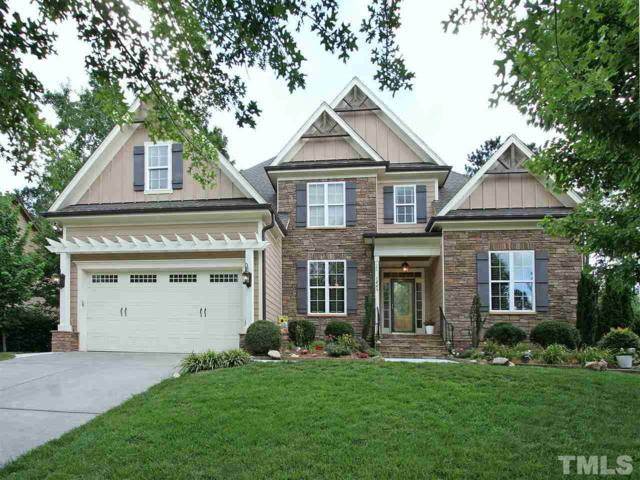 1225 Fanning Drive, Wake Forest, NC 27587 (#2262534) :: Marti Hampton Team - Re/Max One Realty