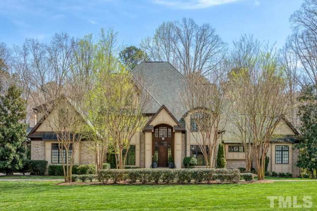 7500 Hasentree Club Drive, Wake Forest, NC 27587 (#2262741) :: The Amy Pomerantz Group