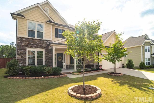 3133 Misty Rise Drive, Cary, NC 27519 (#2262957) :: Sara Kate Homes