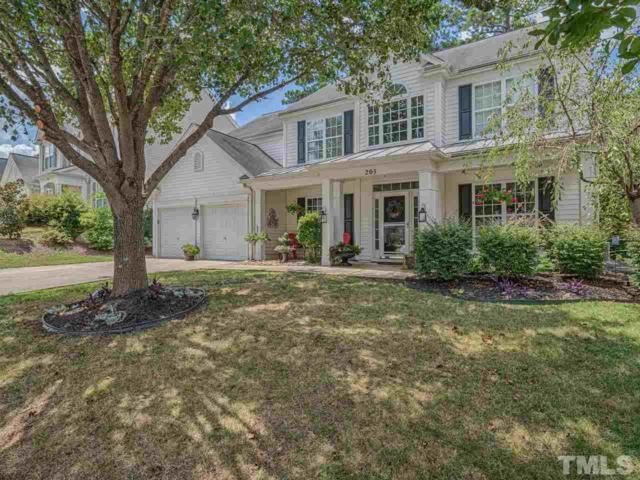205 Bradson Road, Morrisville, NC 27560 (#2263178) :: Raleigh Cary Realty