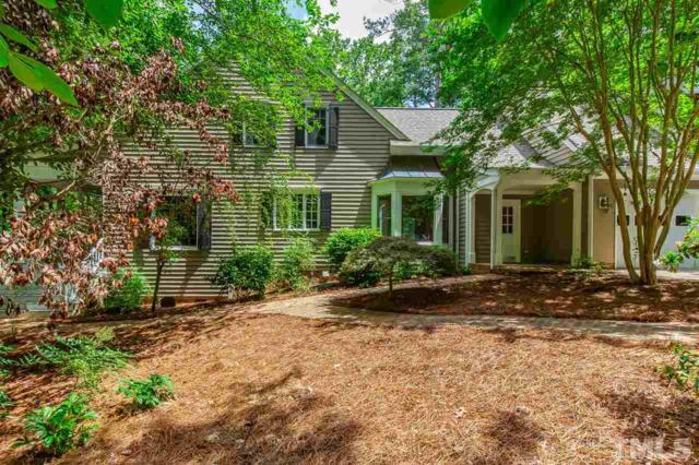 124 Red Bud Lane, Chapel Hill, NC 27514 (#2263442) :: Marti Hampton Team - Re/Max One Realty