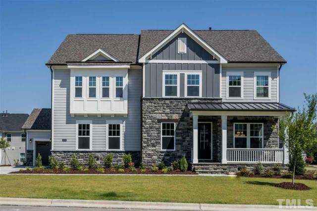 3104 Old Banister Street #72, Apex, NC 27523 (#2263446) :: Marti Hampton Team - Re/Max One Realty