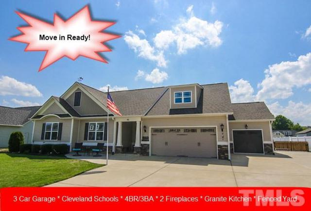 46 Telesto Circle, Garner, NC 27529 (#2263693) :: Morgan Womble Group