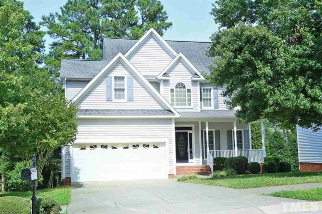 208 Longbourn Drive, Wake Forest, NC 27587 (#2264178) :: The Jim Allen Group