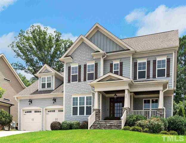 925 Hollymont Drive, Holly Springs, NC 27540 (#2264417) :: The Jim Allen Group