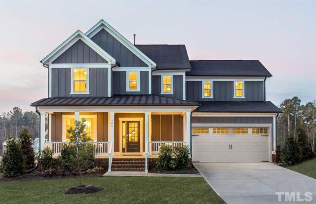 106 Sunburst Drive Cb Lot 58, Durham, NC 27705 (#2264445) :: Sara Kate Homes