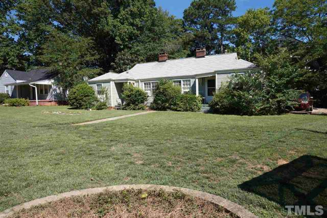 315 E Whitaker Mill Road, Raleigh, NC 27608 (#2264650) :: Spotlight Realty
