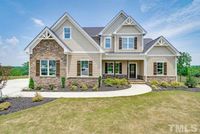 1005 Trotter Bluffs Drive, Holly Springs, NC 27540 (#2265033) :: The Jim Allen Group