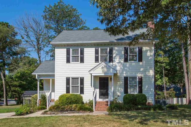 202 Wood Hollow Drive, Cary, NC 27513 (#2265174) :: The Perry Group