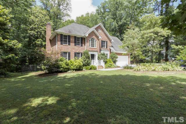 8506 Balmoral Place, Chapel Hill, NC 27516 (#2265187) :: Morgan Womble Group