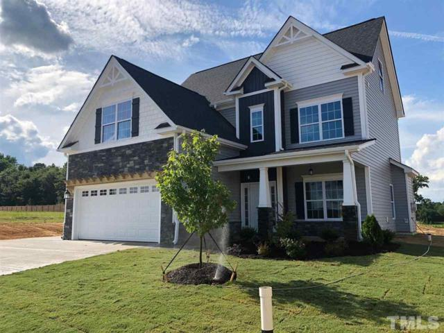 1112 Matisse Drive, Fuquay Varina, NC 27526 (#2265368) :: Morgan Womble Group