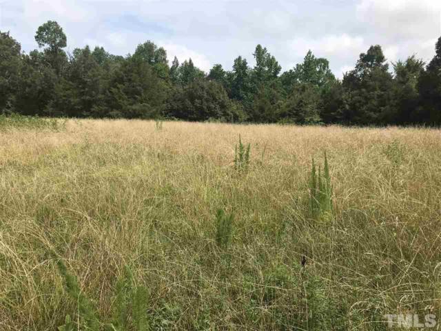 Hanner Town Road, Bear Creek, NC 27207 (#2265488) :: Morgan Womble Group