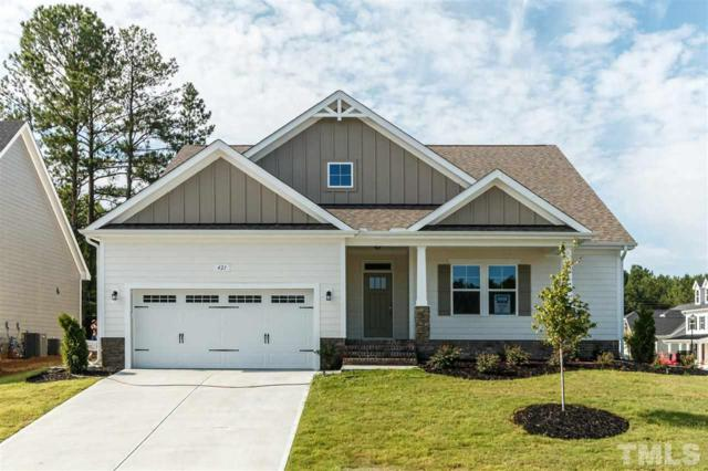 421 Lindsays Run, Rolesville, NC 27571 (#2265610) :: The Jim Allen Group