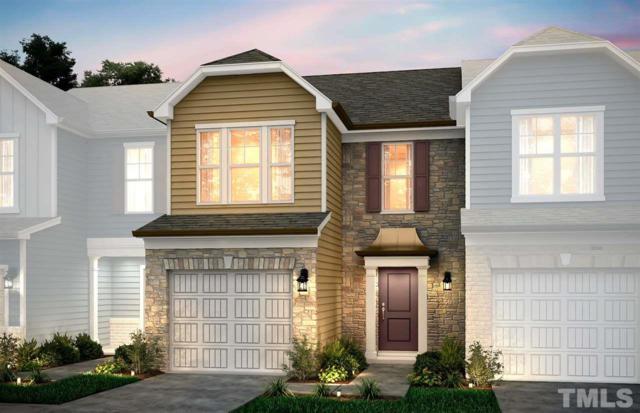109 Lafferty Street Dpt Lot 121, Morrisville, NC 27560 (#2265791) :: Marti Hampton Team - Re/Max One Realty