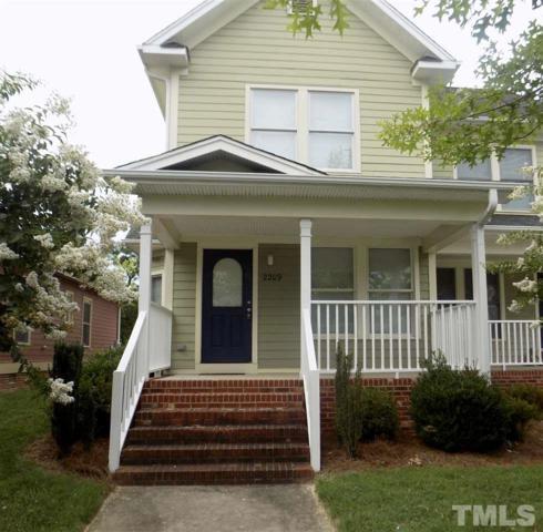 2209 Charles Harshaw Avenue, Greensboro, NC 27401 (#2265847) :: Sara Kate Homes