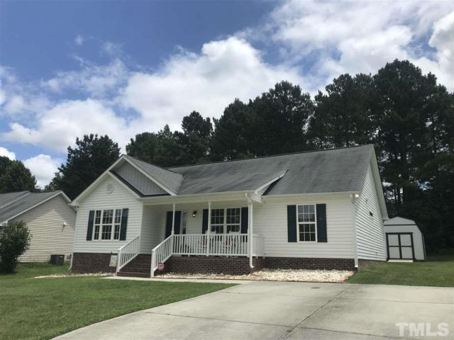 120 Atherton Drive, Youngsville, NC 27596 (#2265856) :: The Amy Pomerantz Group